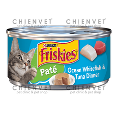 Friskies Ocean Whitefish&Tuna Dinner 156gr