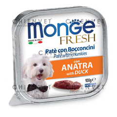 Monge Fresh Duck 100gr (Vịt)