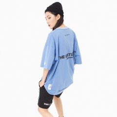 Tee Basic 2020 - Xanh Blue
