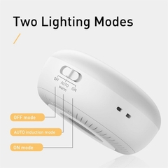 Đèn ngủ cảm biến Baseus Intelligent Induction Nightlight Garden series - Pin sạc