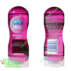 G3173 Gel Bôi Trơn Durex Play Massager 2 in 1