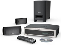 Hệ Thống Loa BOSE(R) 321 Series II DVD Home Entertainment System Graphite