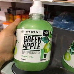SỮA RỬA TAY GREEN APPLE 500ML