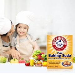 BAKING SODA HỘP 454GRAM