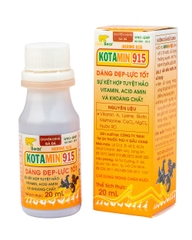 KOTAMIN 915 (20ML/LỌ) -