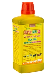 SUPER MIN 11 (250ML/CAN) -