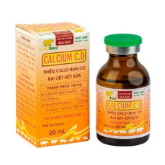 CALCIUM-CD (20ML/LỌ)
