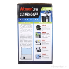 ATMAN - External Filter AT-3335S