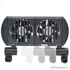 AQUA WORLD - Cooling 2 Fan (G-051-02)