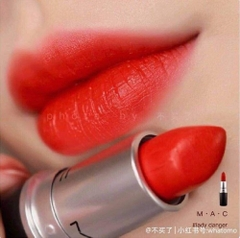 Son mac matte lipstick lady danger 607