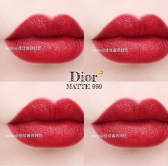 son dior rouge matte 999 mini