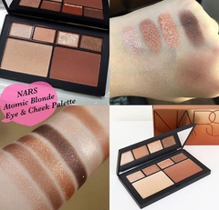 Nars Atomic Blonde Eye & Face Palette