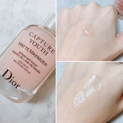 Serum dior capture youth matte maximizer màu hồng nhạt 30ml