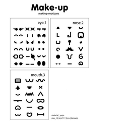 Sticker Make up