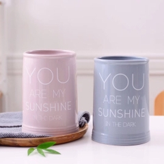 BÌNH SỨ YOU ARE MY SUNSHINE