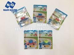 Ty ngậm chống ngứa lợi little racer