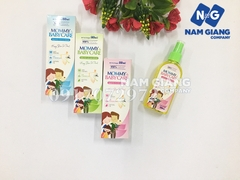 Xịt chống muỗi mommy & baby care 80 ml