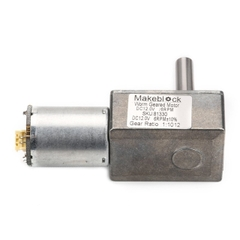 Worm Geared Motor DC12.0V/6RPM