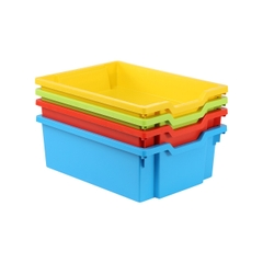 Gratnells trays - Set of 2 Shallow Trays and 2 Deep Trays