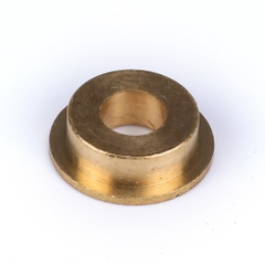 Flange Copper Sleeve 4*8*3mm(10-Pack)