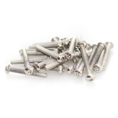 Socket Cap Screw M4*30-Button Head (25-Pack)