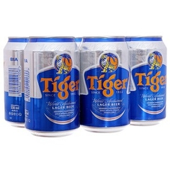 Bia Tiger xanh 330ml