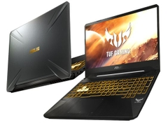 Asus TUF Gaming FX705DT-H7138T (Grey) | R7-3750H | 8GB DDR4 | 512GB SSD Pcle | Geforce GTX 1650 4GB | 17.3