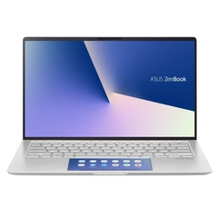 Asus Zenbook UX434FLC-A6212T (Silver-Screenpad) | i5-10210U | 8GB DDR3 | 512GB SSD Pcle | NVIDIA Geforce MX250 2GB | 14.0