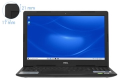 Dell Inspiron 3593-70197459 (Black) | i7-1065G7 | 8GB RAM | 512GB SSD | DVDRW | NVIDIA GeForce MX230 2GB | 15.6