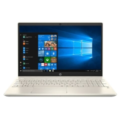 HP Pavilion 15 - cs2055TX (Gold) | i5-8265U | 4GB DDR4 | SSD 128GB PCIe + HDD 1TB | VGA GeForce MX130 2GB | 15.6 inch FHD | Win10