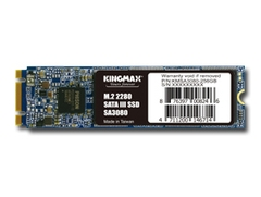 Kingmax - SSD 128GB M.2 Sata3 SA3080 For Laptop