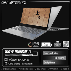 Lenovo ThinkBook 14 - 20RV00B7VN