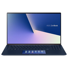 Asus Zenbook UX534FTC-A9168T (Blue-Screenpad) | i5-10210U | 8GB DDR3 | 512GB SSD Pcle | Geforce GTX1650 MAX Q 4GB | 15.6