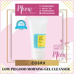 Sửa Rữa Mặt COSRX Low Ph Good Morning Gel Cleanser 150ml