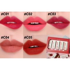 Keep In Touch - Son Thỏi Lì Mood Crush Velvet Lipstick