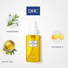 DHC - Dầu tẩy trang Olive DHC Deep Cleansing Oil (S) 70ml