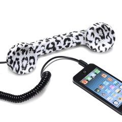 Điện cầm tay Aduro RETRO PHONE Wired 3.5mm Handset for Mobile Devices and Tablets