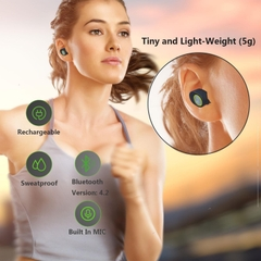 Tai nghe bluetooth TWS Wireless Earphone