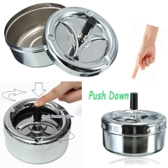 Gạt tàn thuốc lá Mantello Ashtray with Spinning Tray