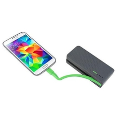 Pin sạc dự phòng cho điện thoại Android: iHome Omni 3000 mAh attached micro USB Cable IH-CT4040E
