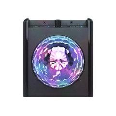 Loa không dây có đèn nháy Ion Party Time Bluetooth Speaker System with Built-in Light Show