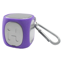 Loa không dây mini iHome Bluetooth Rechargeable Mini Speaker IBT55UGXC