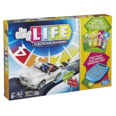 Bộ trò chơi The Game Of Life Electronic Banking Game