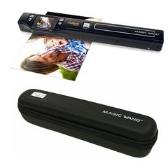 Máy scan ảnh cầm tay Vupoint Solutions PDS-ST470 Magic Wand IV Portable Scanner