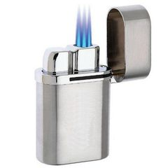 Bật lừa khò Vector Thundra Lighter Hi-Polish Chrome 3384