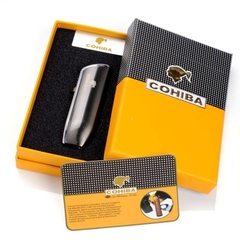 Bật lửa cigar Cohiba Triple Torch Cigar Lighter with Punch