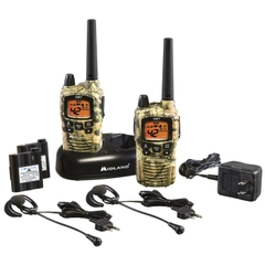 Bộ đàm cao cấp Midland GXT895VP4 42-Channel Mossy Oak Camo GMRS 36-Mile Range