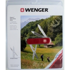Bộ tool đa năng Wenger Esquire Swiss Army Knife 7 functions