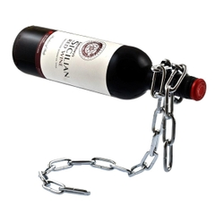 Giá để rượu vang Chain Wine Bottle Holder