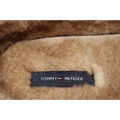 Giày lười cho nam Tommy Hilfiger Mens Justin Slippers Red Multi Fabric